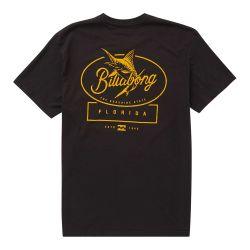 Billabong Black Fin Short-Sleeve T-shirt (Men's)