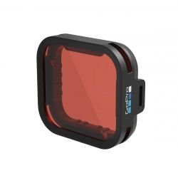 GoPro HERO5 Black Red Filter for Snorkeling