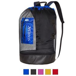 Stahlsac Bonaire Mesh Backpack Gear Bag