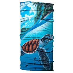 Born of Water Neck Gaiter - Seagrass Guardians