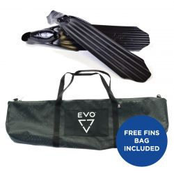 Free Fin Bag with Purchase of C4 Surfer Fins