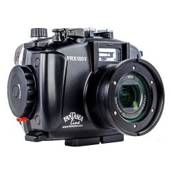 Sony Cyber-Shot RX100 Digital Camera with Fantasea FRV100X V Housing