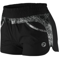 Pelagic Catalina Hex UV Hybrid Shorts (Women's)