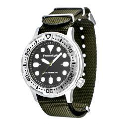 Freestyle Ballistic Diver Analog Dive Watch (Men's)