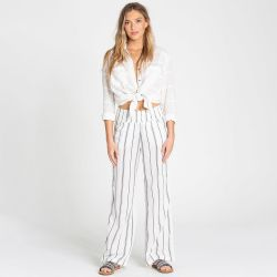 Billabong New Waves Stripe Beach Pants (Women's)
