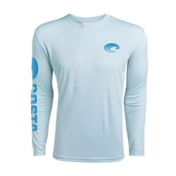 Costa Technical Crew UPF 50+ Long-Sleeve Shirt (Men's)