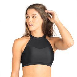 Fourth Element Pioneer Linden UPF 50+ High-Neck Bikini Top (Women's)