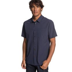Quiksilver Waterman Tech Technical Short-Sleeve Shirt (Men's)