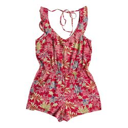 Roxy Temple of the Tropics Strappy Romper (Women's)