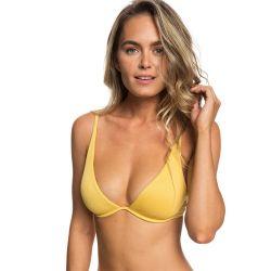 Roxy Uluwatu Waves Underwire Bra Separate Bikini Top  (Women's)