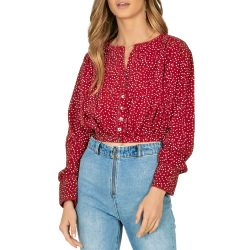 Amuse Society Isn't She Charming Woven Top (Women's)