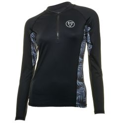 EVO Cruise UPF 50+ Quarter-Zip Long-Sleeve Rashguard