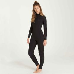 Billabong 3/2 Furnace Synergy Chest Zip Full Wetsuit (Women's)