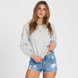 Billabong Drift Away 5-Pocket Cut-Off Denim Shorts (Women's)