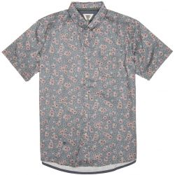 Vissla Honey Bomb Woven Short-Sleeve Top (Men's)