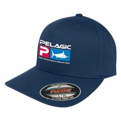 PELAGIC Flexfit Deluxe Baseball Hat (Men's)