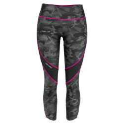 PELAGIC OceanFlex Proform Capri Ambush UPF 50+ Leggings