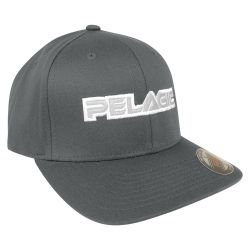 PELAGIC FlexFit Logo Word Hat (Men's)