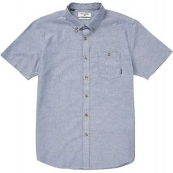 Billabong All Day Button-Down Short-Sleeve Shirt (Men's)