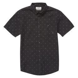 Billabong All Day Jacquard Short-Sleeve Shirt (Men's)