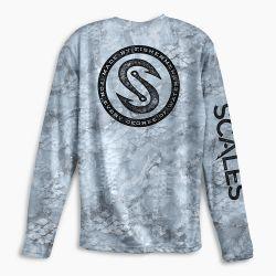 SCALES Every Degree Camo PRO Performance Long-Sleeve UPF 50+ Shirt (Men's)