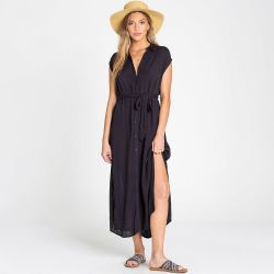 Billabong Little Flirt Maxi Dress (Women's)