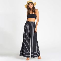 Billabong Flip Out Wide Leg Pants (Women's)