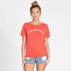 Billabong Sun Your Buns Short-Sleeve T-Shirt (Women's)