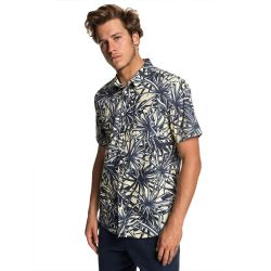 Quiksilver Bathursts Bats Short-Sleeve Shirt (Men's)