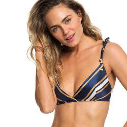 Roxy Romantic Senses Bikini Top (Women's)