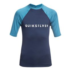 Quiksilver Always There Short-Sleeve Rashguard (Boys')