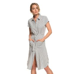 Roxy Sunday Morning Market Short-Sleeve Shirt Dress (Women's)