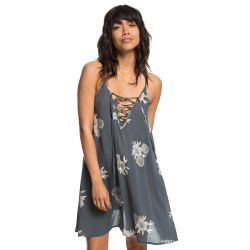 Roxy Softly Love Strappy Beach Dress (Women's)