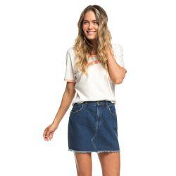 Roxy Icon Denim Skirt (Women's)