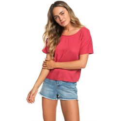 Roxy New York Energy Short-Sleeve Top (Women's)