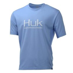 Huk Icon UPF 30+ Short-Sleeve Performance Shirt (Men's)