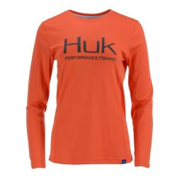 Huk Icon UPF 30+ Long-Sleeve Performance Shirt (Women's)