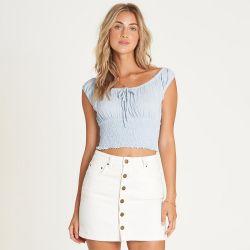 Billabong Good Life Denim Skirt (Women's)