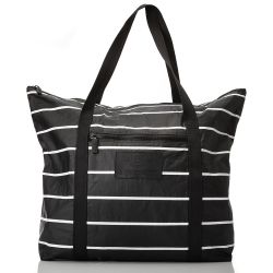 Aloha Collection Zipper Tote Bag