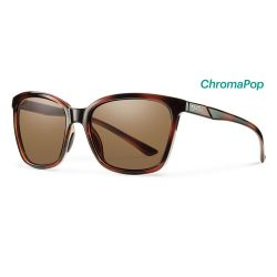 Smith Colette ChromaPop+ Polarized Sunglasses - Tortoise/Brown