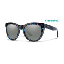 Smith Sidney ChromaPop Polarized Sunglasses (Women's) - Imperial Tortoise