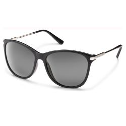 Suncloud Nightcap Polarized Polycarbonate Sunglasses (Women's)