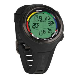 Mare Smart Air Wrist Dive Computer - Black