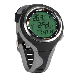 Mares Smart Apnea Dive Computer - Black/Grey