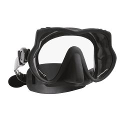 ScubaPro Devil with EZ Strap Single-Lens Dive Mask