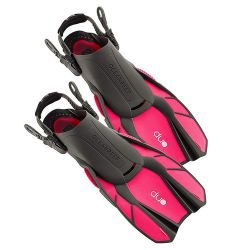 Ocean Reef DUO Fins with Adjustable Straps