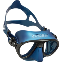 Cressi Calibro Low-Volume Two-Lens Dive Mask