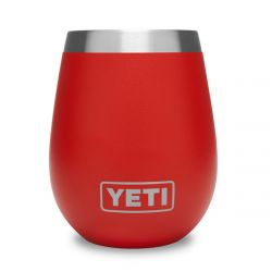Yeti Rambler Single Insulated Wine Tumbler 10 Oz