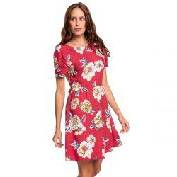 Roxy Hello Cilento Short-Sleeve Dress (Women's)