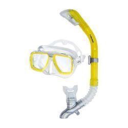 Head Tarpon 2 Barracuda Dry Snorkel and Mask Combo